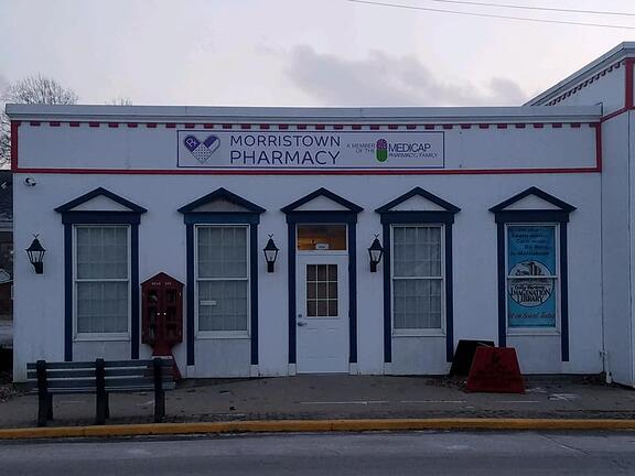 Morristown Pharmacy's Storefront